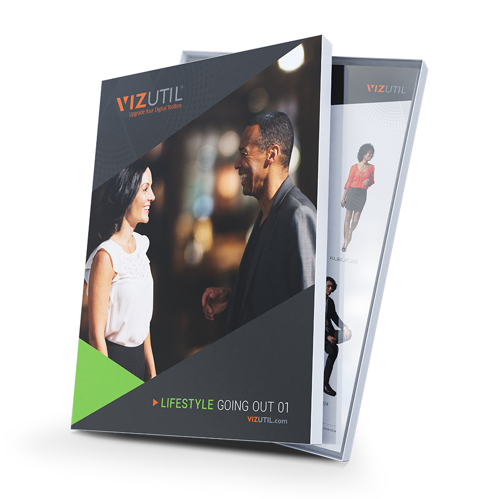 VIZUTIL Lifestyle Going Out 01 Catalog