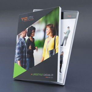VIZUTIL Lifestyle Casual 01 Catalog