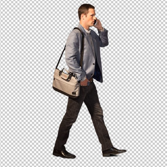 Business Casual high-quality, culturally diverse 2D Cut-outs
