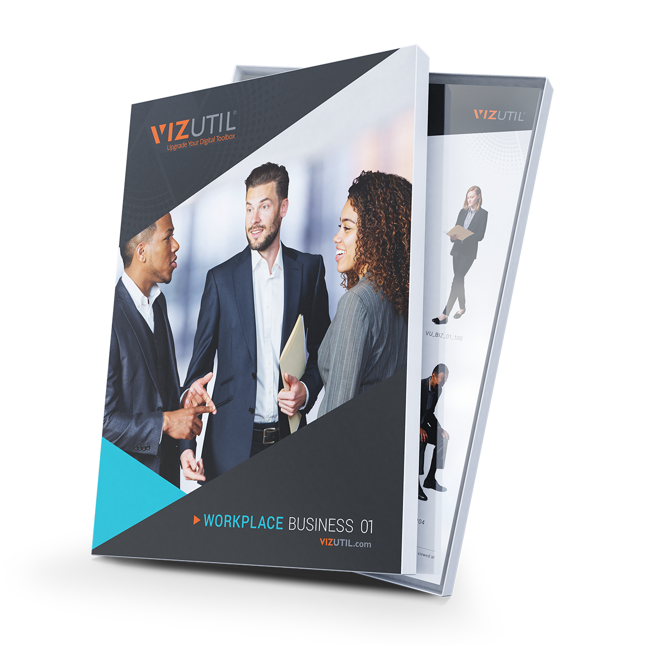 VIZUTIL Workplace: Business 01 Catalog