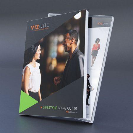 VIZUTIL Lifestyle Going Out Catalog