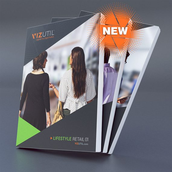 Bundle: Retail, Business Casual, Healthcare | High-quality, culturally diverse 2D Cut-outs